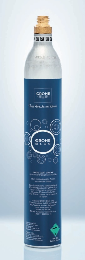 Grohe home blue butla co2